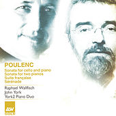Poulenc:  Works For Cello & Piano  by Francis Poulenc