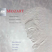 Mozart: Clarinet Concerto (2002) by Wolfgang Amadeus Mozart
