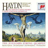 Haydn: The Seven Last Words of Christ by Juilliard String Quartet