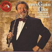 Galway Plays Bach by James Galway