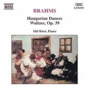 Hungarian Dances / Waltzes, Op. 39 by Johannes Brahms