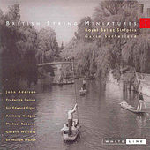 Gavin Sutherland: British String Miniatures, Volume 1 by Various Artists