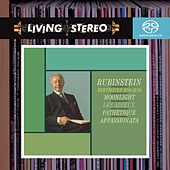 Beethoven: Sonatas (moonlight; Les Adieux; Pathetique; Appassionata) by Arthur Rubinstein