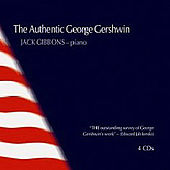 Gershwin:  The Authentic Gershwin Box Set by George Gershwin