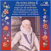 Byrd: Cantiones Sacrae 1589 by William Byrd