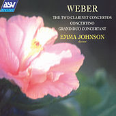 Emma Johnson Plays Weber  by Carl Maria von Weber