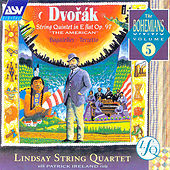 Dvorak:  String Quintet In E-flat, Op. 97; Bagatelles; Terzetto by Antonin Dvorak