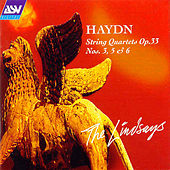 Haydn:  String Quartets, Op. 33, Nos. 3, 5 And 6 by Franz Joseph Haydn
