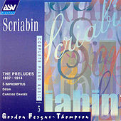 Scriabin:  Piano Music Vol. 5  by Alexander Scriabin