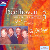 Beethoven:  String Quartets Vol. 3: Opus 18, No. 6 by Ludwig van Beethoven