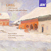 Grieg:  Cello Concerto by Edvard Grieg