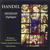 Handel:  Messiah Highlights by George Frideric Handel