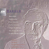 Barber: Violin Concerto by Samuel Barber