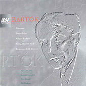 Bartok: Contrasts For Violin by Bela Bartok