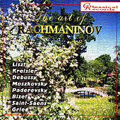 The Art of Rachmaninov Vol 3 by Sergei Rachmaninov
