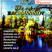 The Art of Rachmaninov Vol 4 by Sergei Rachmaninov