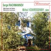 Sergei Rachmaninov. Morceaux de Salon. Moments Musicaux by Mikhail Voskresensky