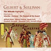 Gilbert & Sullivan: The Mikado; overtures by Royal Philharmonic Orchestra