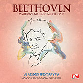 Beethoven: Symphony No. 5 in C Minor, Op. 67 (Digitally Remastered) by Moscow RTV Symphony Orchestra