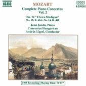 Piano Concertos Nos. 21