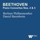 Beethoven: Piano Concertos 2 & 3 by Berliner Philharmoniker