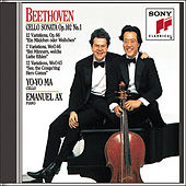 Beethoven: Cello Sonata No.4; Variations by Yo-Yo Ma