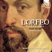 Monteverdi: L'Orfeo by René Jacobs and Concerto Vocale