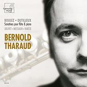 Boulez & Dutilleux: Sonatines by Alexandre Tharaud and Philippe Bernold