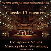 Classical Treasures Composer Series: Mieczyslaw Weinberg, Vol. 1 by Various Artists