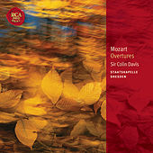 Mozart: Overtures by Sir Colin Davis