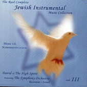 The Real Complete Jewish Instrumental Music Collection Volume III by David & The High Spirit