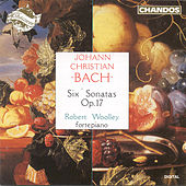 J.c. Bach: Six Sonatas Op.17 by Robert Wooley