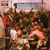 Suites From The Snow Maiden, Christmas Eve, Mlada, Tsar Sultan, Coq D'or, Etc. by Nikolai Rimsky-Korsakov