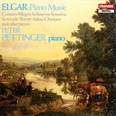 Piano Music by Edward Elgar