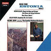 Music From Estonia, Vol.1 by Royal Scottish National Orchestra