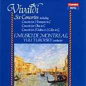 Concerti - 6 Concerti For Various Instruments by Antonio Vivaldi