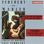 Death And The Maiden by Dietrich Fischer-Dieskau