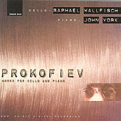 Works For Cello And Piano by Sergey Prokofiev