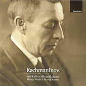 Music For Cello And Piano by Sergei Rachmaninov
