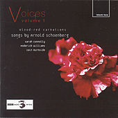 Blood Red Carnations: Songs of Arnold Schoenberg by Arnold Schoenberg