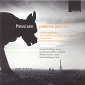 Poemes Pour Mi by Olivier Messiaen