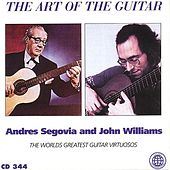 The Art Of The Guitar by Various Artists