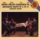Shostakovich: Quartet No.15; Gubaidulina: Rejoice by Yo-Yo Ma