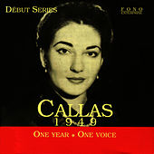 One Year One Voice: 1949 by Maria Callas
