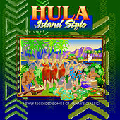 Hula Island Style Vol. 1 by Various Artists
