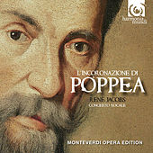 Monteverdi: L'incoronazione di Poppea by Various Artists