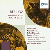 Berlioz La damnation de Faust; La mort de Cléopatre by London Symphony Orchestra