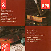 Works for Violin and Orchestra by Philharmonia Orchestra