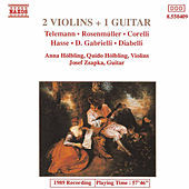 Two Violins and One Guitar Vol. 1 by Various Artists