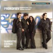 Prokofiev: Quartets Nos 1 & 2